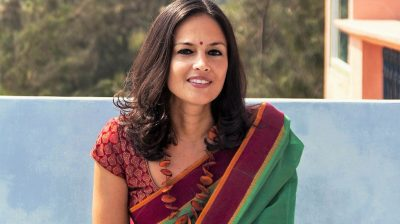 When you're writing fiction, reality is the myth: Tishani Doshi