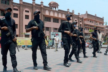 Security beefed up around the Golden Temple on the eve of the 36th anniversary of Operation Blue Star