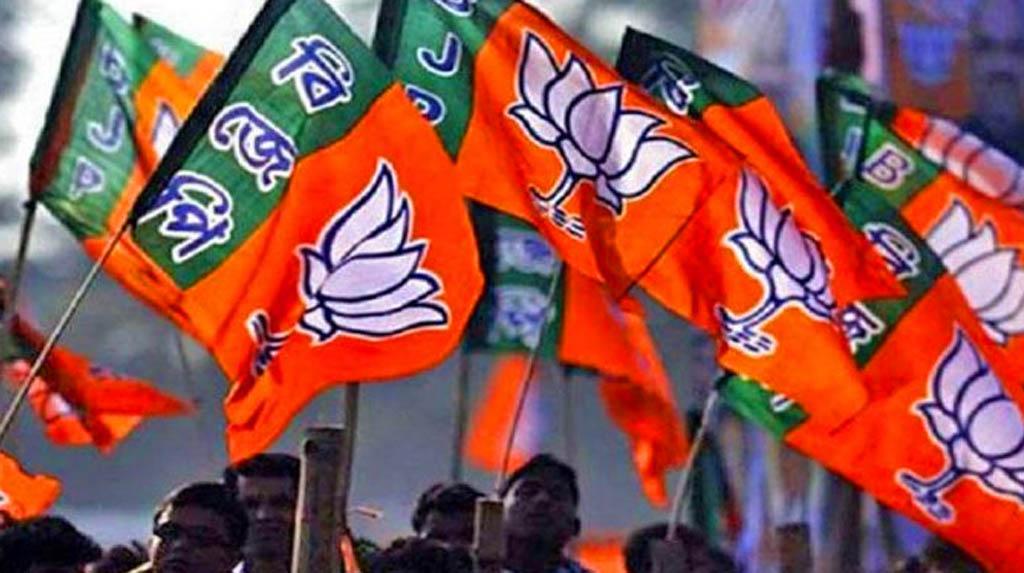 BJP makes big gains in Hyd polls, TRS falls short of majority
