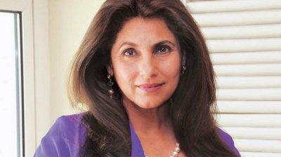 Dimple Kapadia: No time to bond on Christopher Nolan's set