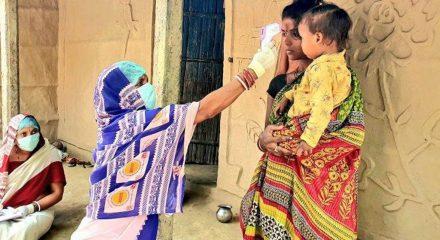 Door-to-door survey to identify Covid-19 cases in Odisha