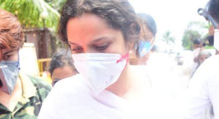 Ankita Lokhande's cryptic post following FIR against Rhea Chakraborty