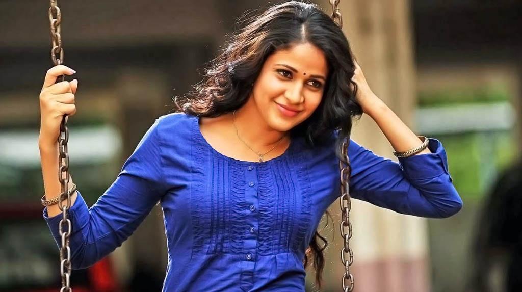 Lavanya Trpathi is a 'drama queen'!