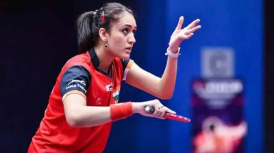 TTFI recommends star paddler Manika Batra for Khel Ratna award