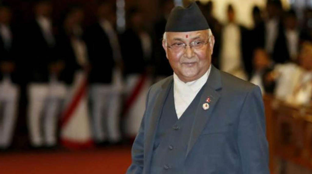 Four aides of Nepal PM test positive for Covid