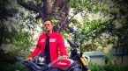 Rohit Roy enjoys bike ride after almost 4 months