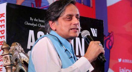 Don't opt for Internet shutdowns: Tharoor