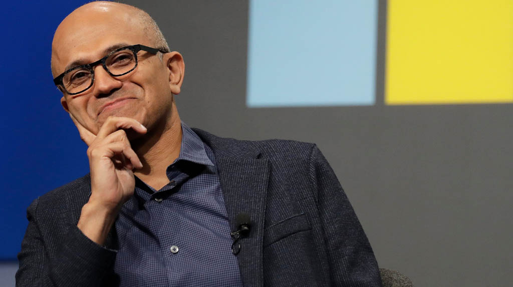 My father was an institution builder at his core: Satya Nadella