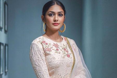Mrunal Thakur says she picks films based on stories, not co-stars