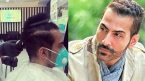 Sudhanshu Pandey goes for a hair trim