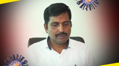 Another Odisha MLA tests positive for COVID-19