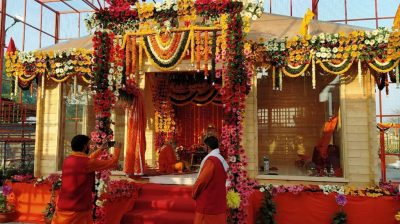 With Lord Hanuman's blessings, 'bhumi pujan' will end 166-year-old dispute