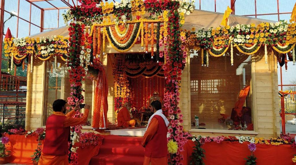 Corona test certificate compulsory for Ayodhya invitees