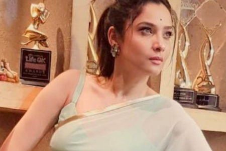 Ankita Lokhande shares her secret to happiness