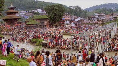 Nepal gears up for four unique festivals this month
