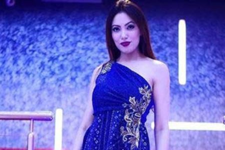 'Tarak Mehta' star Mun Mun Dutta spends playtime with her 'rescued babies'