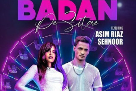 Asim Riaz gives new twist to Rafi classic 'Badan pe sitare'
