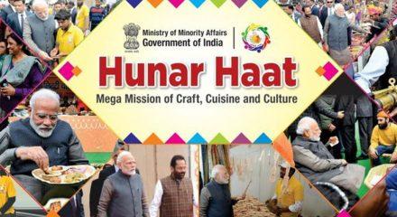 Hunar Haat back on tracks