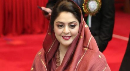 Nagma: B'wood drug story a diversion from SSR death case