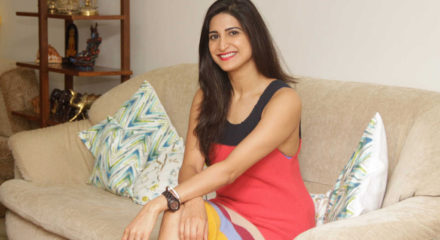 Aahana Kumra feels at home returning to Prithvi theatre after a year