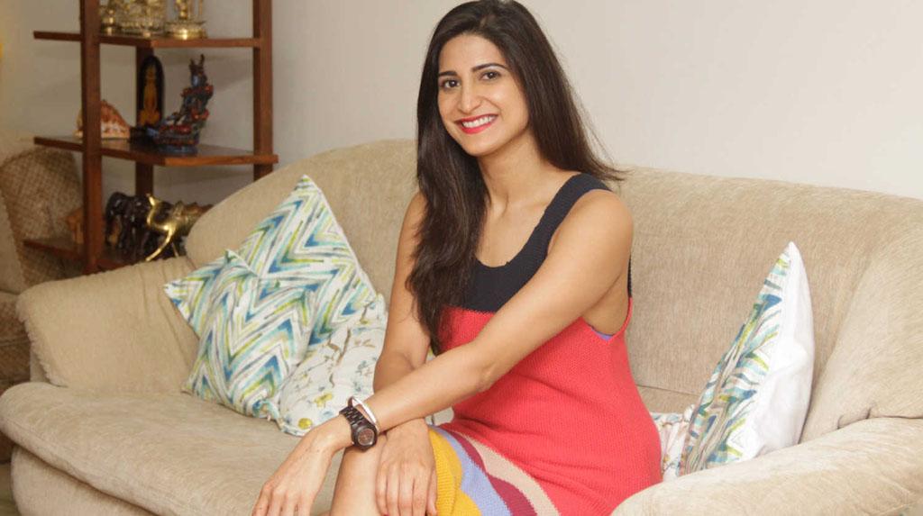 Aahana Kumra recounts early theatre days