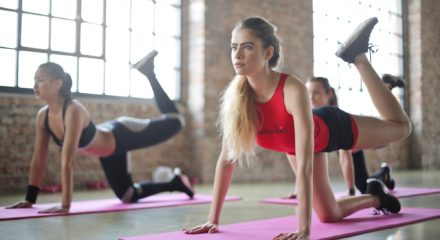 Creating a home workout plan with niche exercises