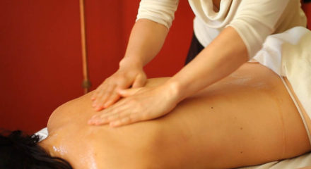 Had a hectic week? Just 10 minutes of massage will relax you