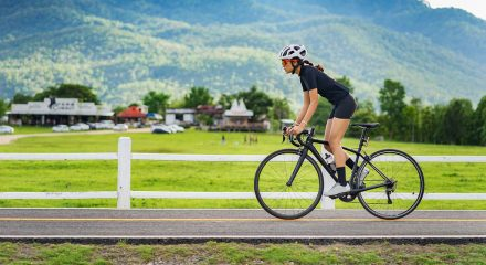 Cycling recommended as gyms remain off the radar
