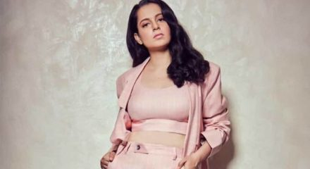 Kangana Ranaut takes dig at K'taka woman IPS officer