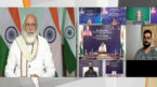 PM interacts with fitness enthusiasts on Fit India anniversary