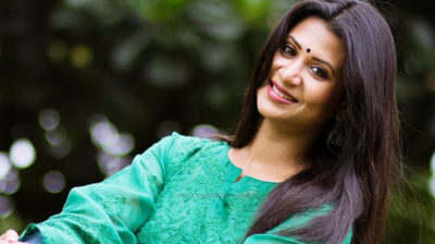 Parineeta Borthakur excited about small screen return