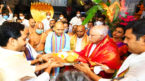 Jagan, Yedi participate in Tirupati celebrations