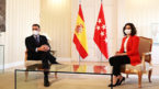 Spanish PM meets Madrid region leader over Covid-19 measures