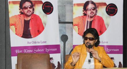 Aryans' Sadu: I've never appreciated playback singing or film songs