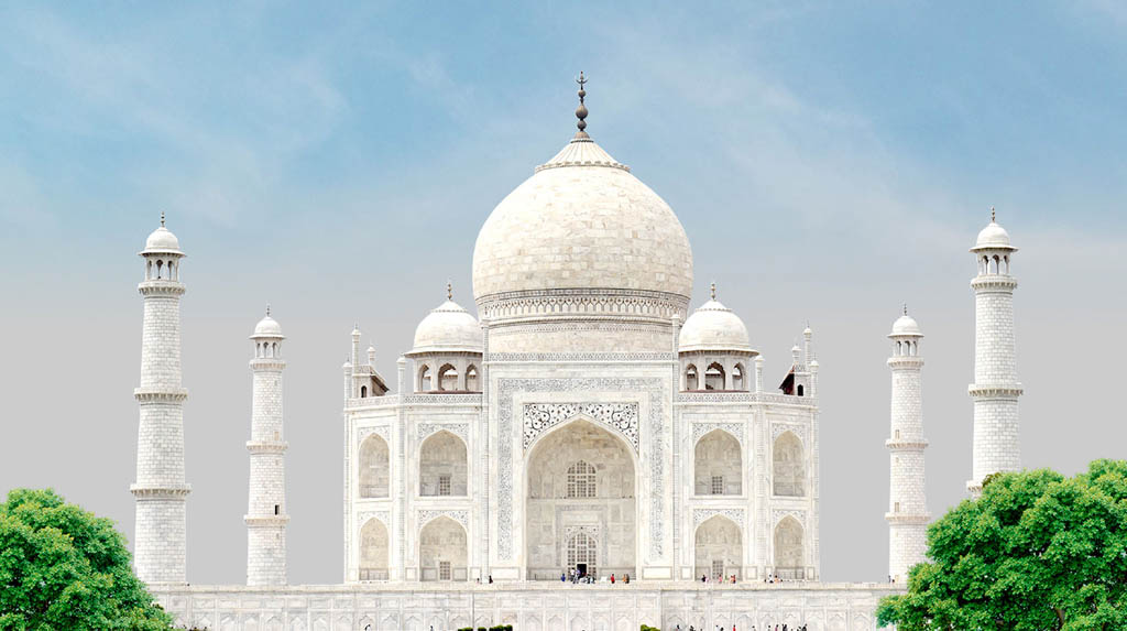 Welcome back to Taj Mahal