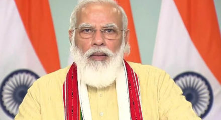 Modi most popular leader on social media in India