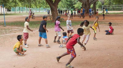 Indian kids awaiting outdoor fun, reveals new survey