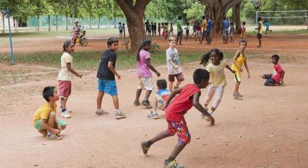 Indian kids awaiting outdoor fun, reveals new survey