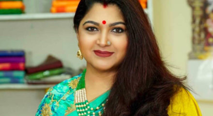 Khushboo Sundar joining BJP