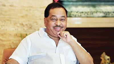 BJP's Narayan Rane calls Thackeray a 'buddhu' Chief Minister