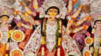 Durga idol that never got immersed