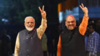 PM Modi lauds Amit Shah on his birthday