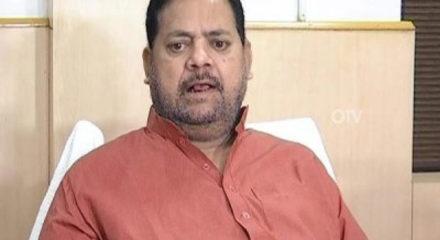 BJD MLA Pradeep Maharathy passes away