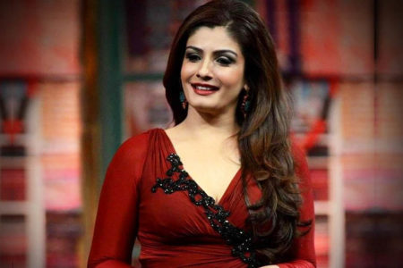 Raveena Tandon turns 46, shares her look in KGF 2 on birthday