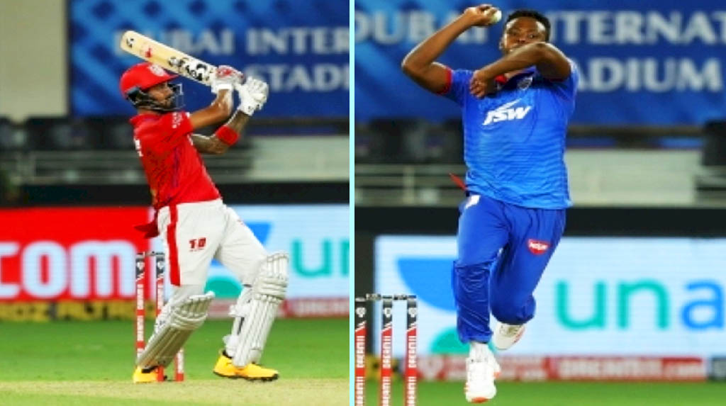 Rahul ahead in Orange Cap race, Rabada leads for Purple Cap