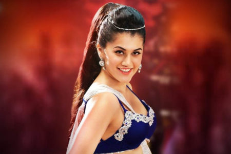 Taapsee Pannu flaunts her 'battle scars' during Rashmi Rocket prep