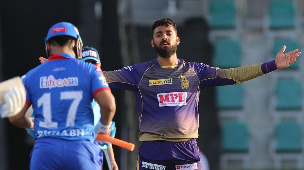 KKR's Chakravarthy named in India T20 squad for Australian tour