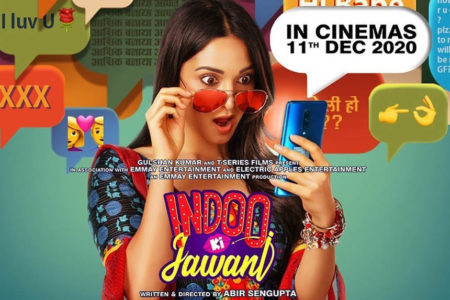 Kiara Advani-starrer Indoo Ki Jawani to hit theatres on December 11