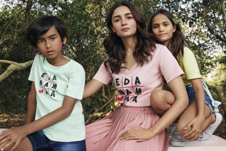 Sustaining sustainable clothing is the key: Alia Bhatt