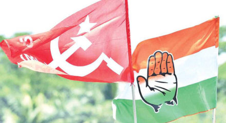 CPI-M and Cong holding talks, to rally in Kolkata on Nov 23